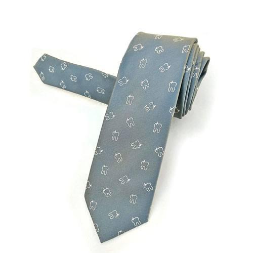 dentist tooth necktie
