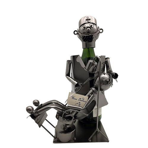 dentist wine bottle holder