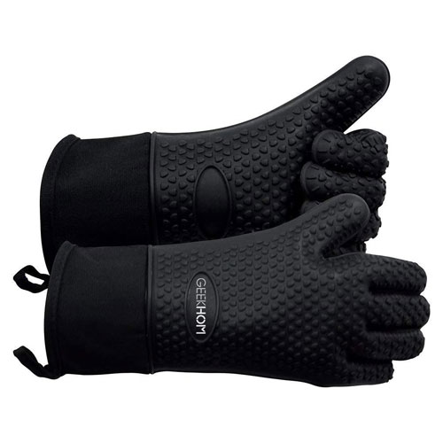 grilling gloves gift idea