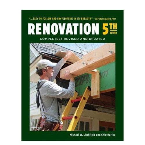 DIY home renovation book