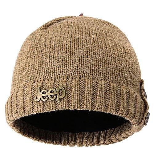 jeep winter warm beanie