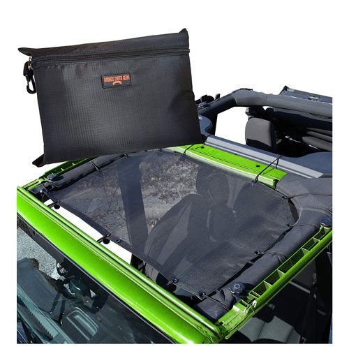 jeep wrangler sunshade top