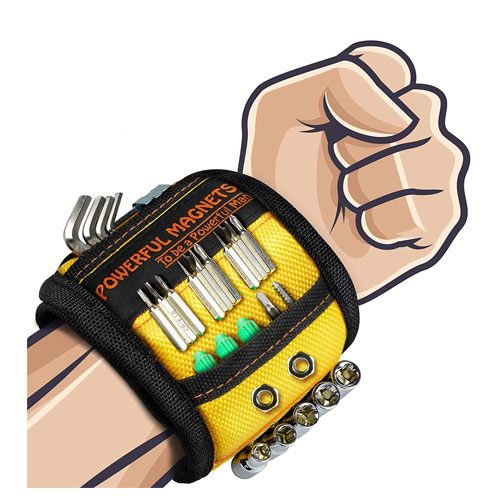 magnetic wristband accessory