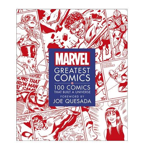 marvel greatest comics book