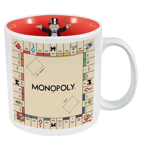 monopoly mug present