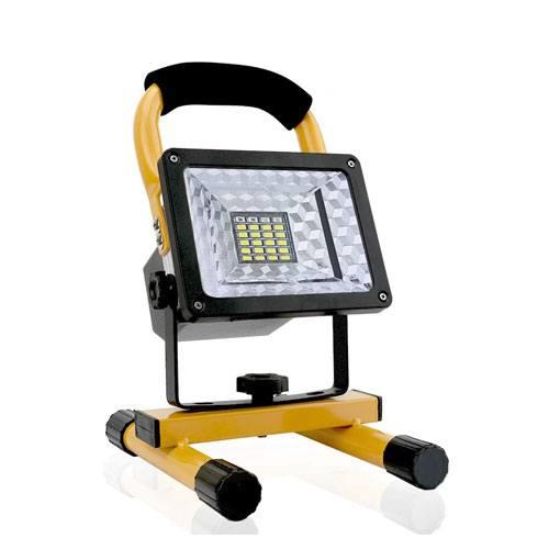 portable heavy duty flood light
