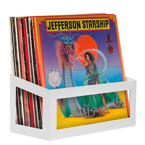 record display storage holder