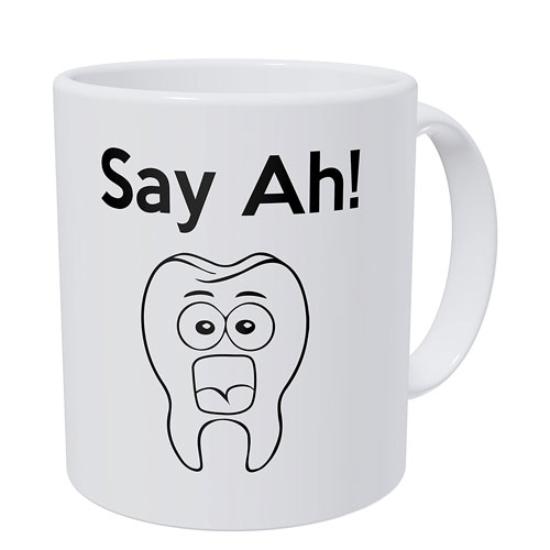 coffee mug gift for dentists