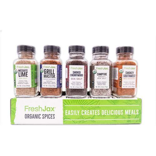 smoke spice gift set