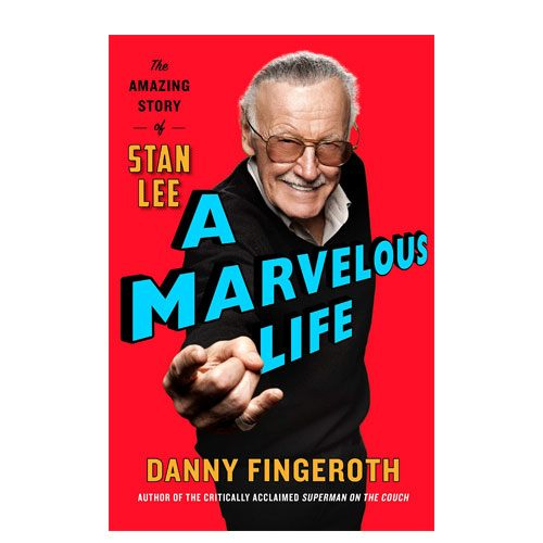 the amazing story of stan lee book