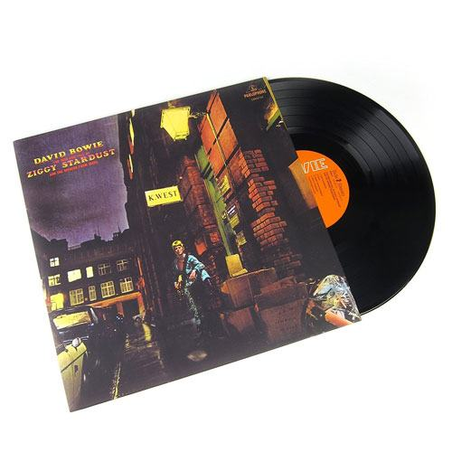 the rise and fall of ziggy stardust vinyl