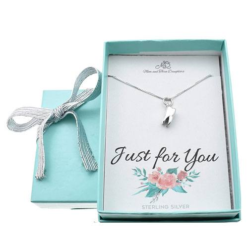 tooth necklace jewelry gift