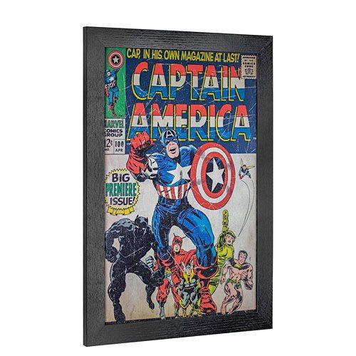 vintage comic book cover art