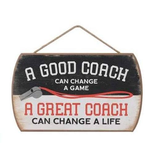 a good coach wall decor gift