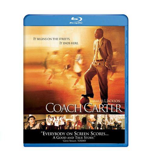 coach carter blu-ray