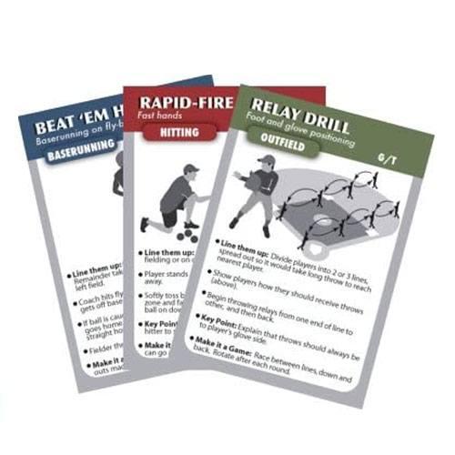 coachdeck baseball drill cards