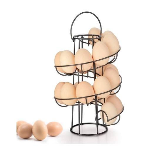 egg skelter dispenser rack