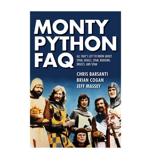 monty python FAQ book