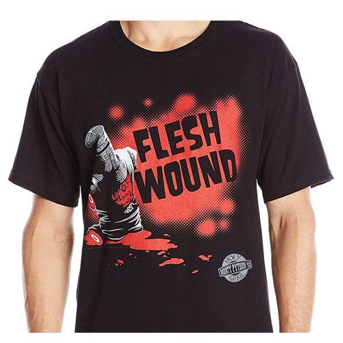 monty python flesh wound t-shirt