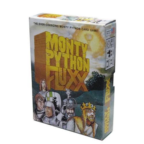 monty python fluxxx tabletop game
