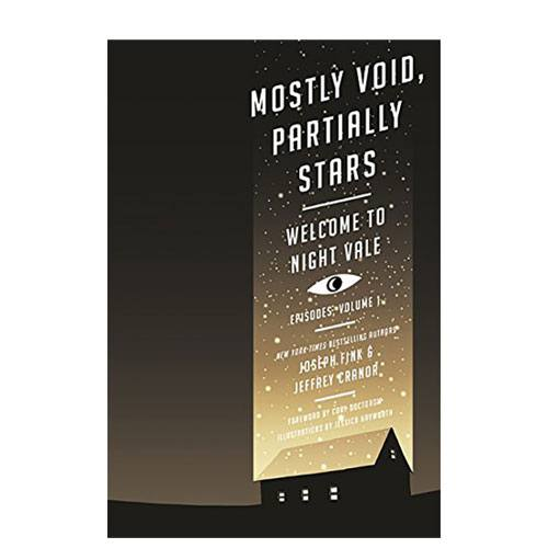 mostly void partially stars book