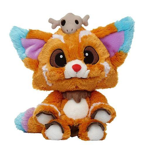 gnar plush toy present