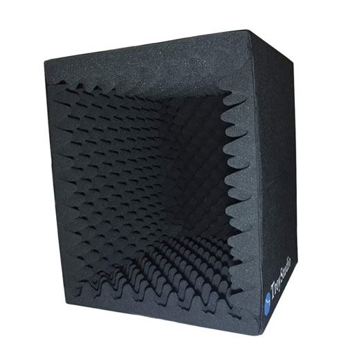 portable recording vocal booth box