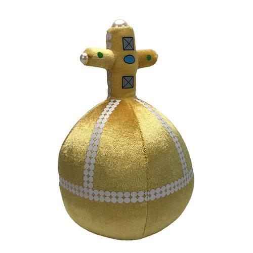 talking holy hand grenade plush