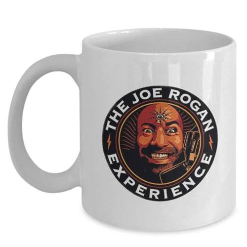 the joe rogan experience mug