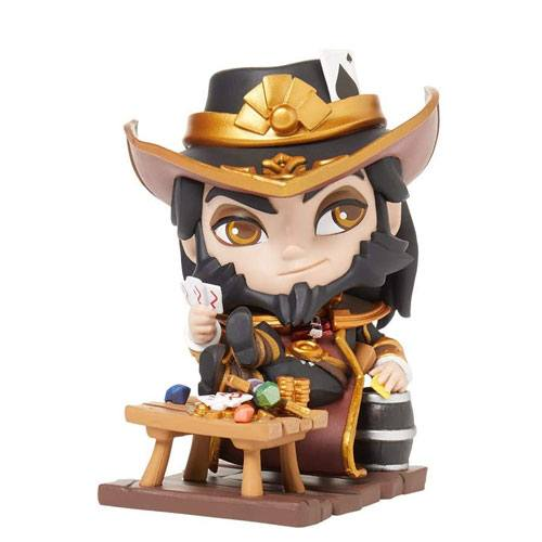 twisted fate figure toy