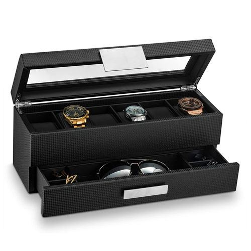 watch box storage drawer