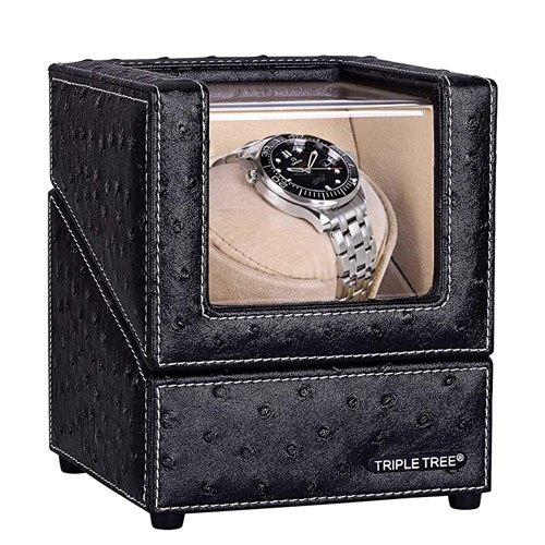 watch winder box gift idea