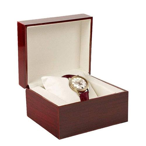 wrist watch display case