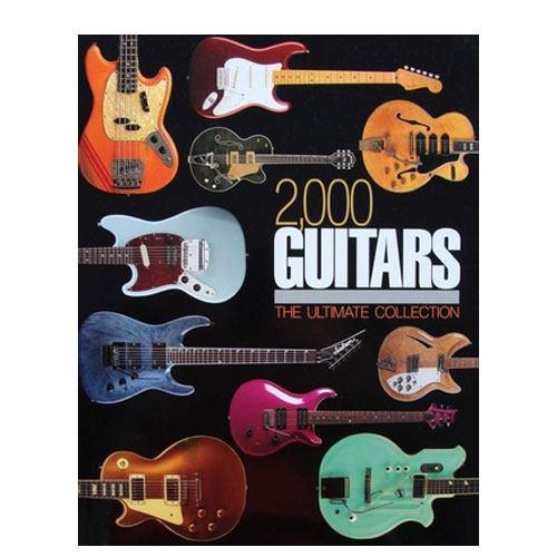 2000 guitars book