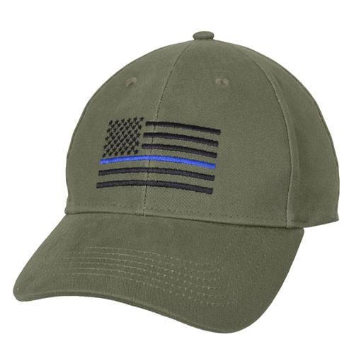thin blue lift usa baseball cap