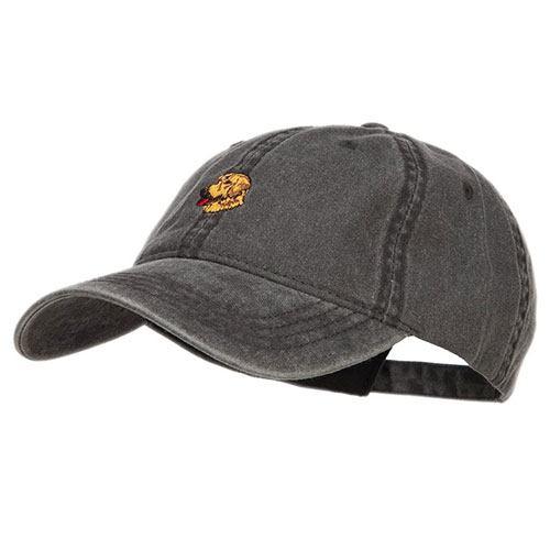 embroidered baseball dog cap