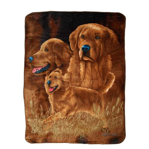 soft dog blanket gift idea