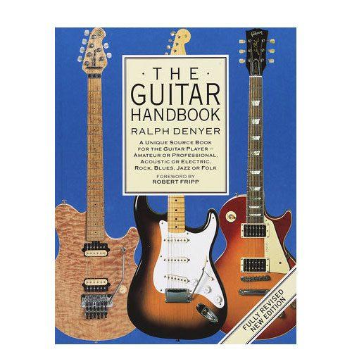 the guitar handbook gift