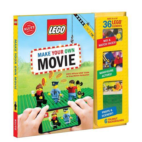 LEGO make your own movie set