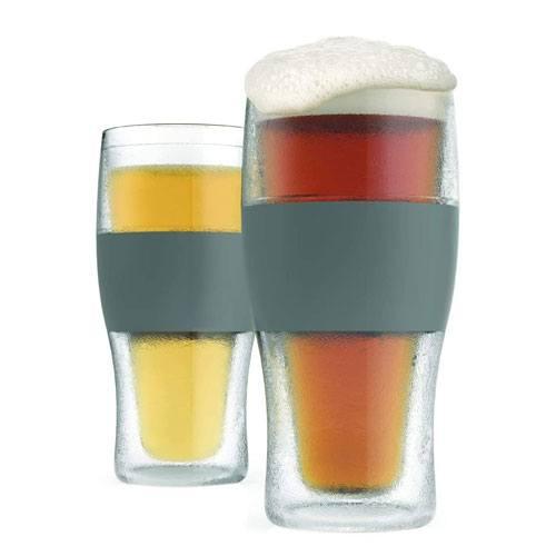 beer chilling glasses