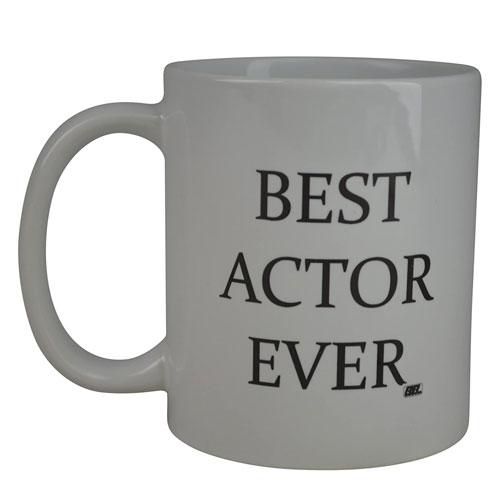 best actor ever mug