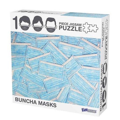 buncha masks jigsaw