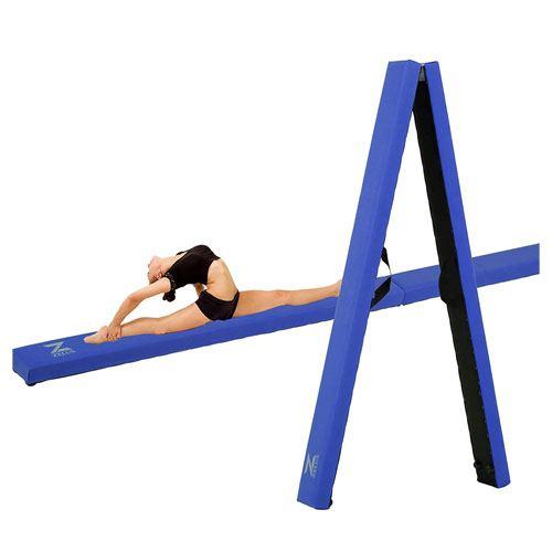 folding gymnastics beam