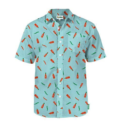 Hawaiian hot sauce shirt