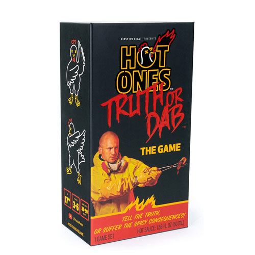 hot ones the game truth or dab