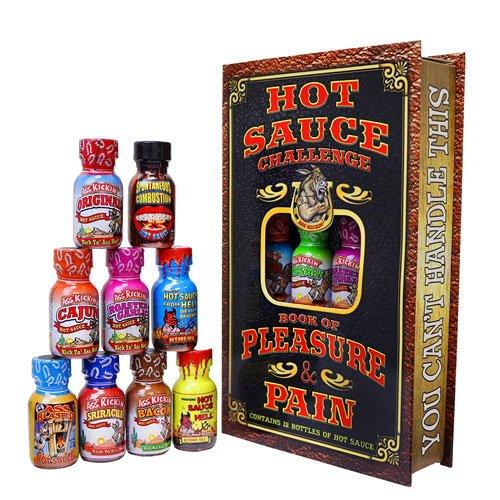 hot sauce gift basket challenge