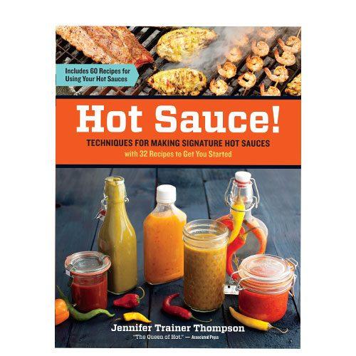 hot sauce recipes book