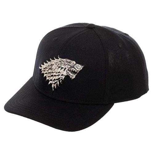 house stark snapback hat