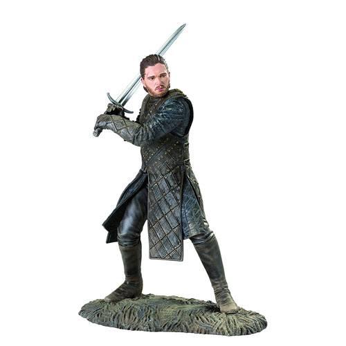 jon snow battle figure