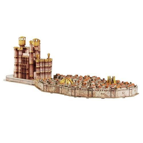 king's landing 3d puzzle